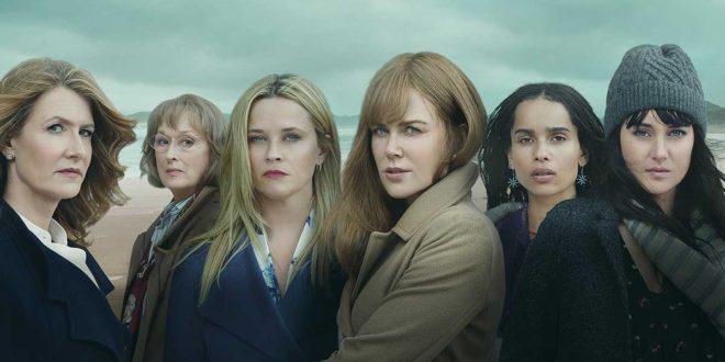 Big Little Lies – La Seconda stagione dal 16 gennaio in DVD