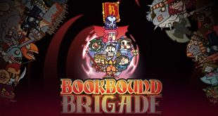 Bookbound Brigade – Dal 30 gennaio su Switch, PS4 e PC