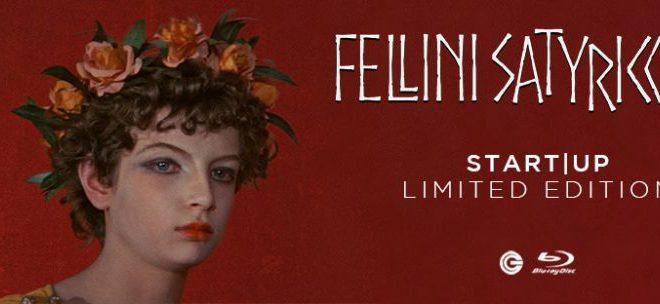 Fellini Satyricon – In Bluray con il tuo aiuto!