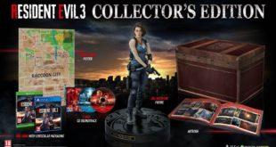 Resident Evil 3 – Collector's Edition prenotatile