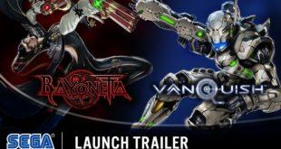 Bayonetta e Vanquish sono pronti per sbarcare su PlayStation 4 e Xbox One!