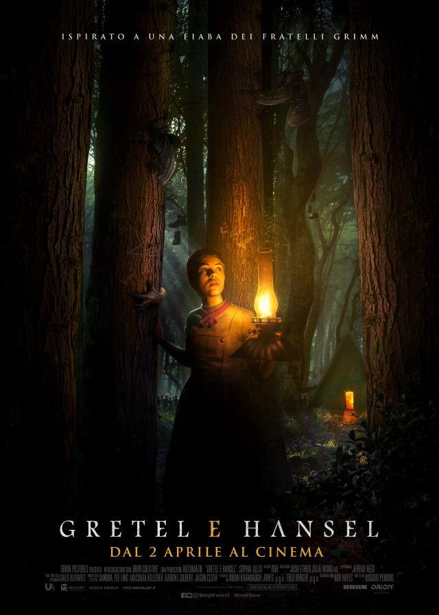 Gretel e Hansel - Poster Ufficiale Italiano