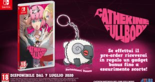 Catherine: Full Body – A luglio su Nintendo Switch