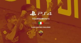 Nasce FIFA 20 Club Scouting Challenge in collaborazione con AS Roma