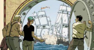Il tesoro del cigno nero – Il nuovo graphic novel di Paco Roca