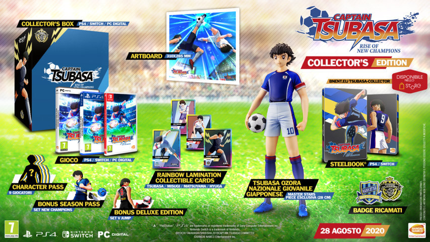 CAPTAIN_TSUBASA_BEAUTYSHOT_COLLECTORS_EDITION_E-COMMERCE_ITA