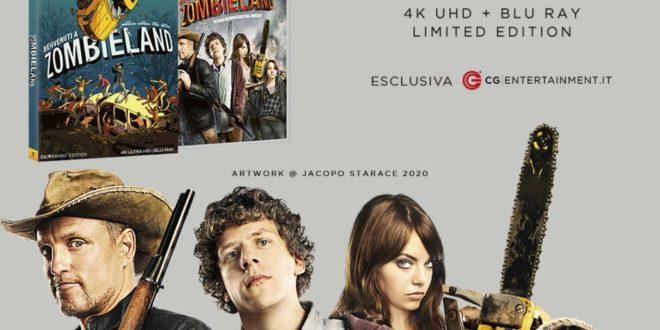 Benvenuti a Zombieland – Esclusiva in 4K sul sito CG