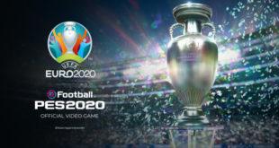 eFootball PES 2020 – Il DCL di Euro 2020 arriva a Giugno