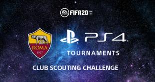 Karam Zaki ha conquistato il primo posto della FIFA 20 PS4 Club Scouting Challenge