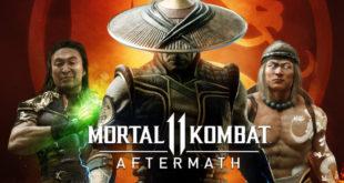 Mortal Kombat 11: Aftermath – Nuova storia, nuovi personaggi e tanto sangue – Recensione
