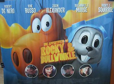 Racconti di Cinema – Le avventure di Rocky e Bullwinkle di Des McAnuff con Robert De Niro, Piper Perabo e Rene Russo