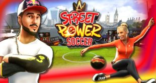 Street Power Football – Nuovo trailer di gameplay