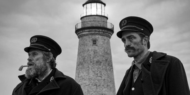 The Lighthouse – Recensione del film di Robert Eggers con Willem Dafoe e Robert Pattinson
