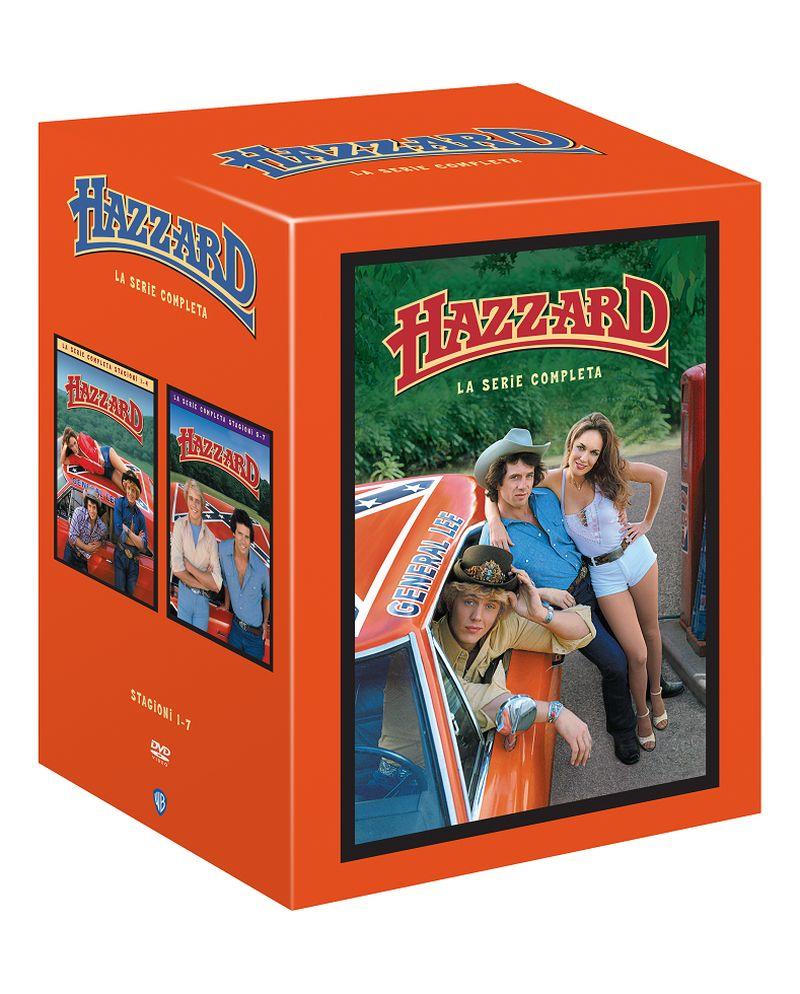 Dal 27 luglio 'Hazzard' in DVD