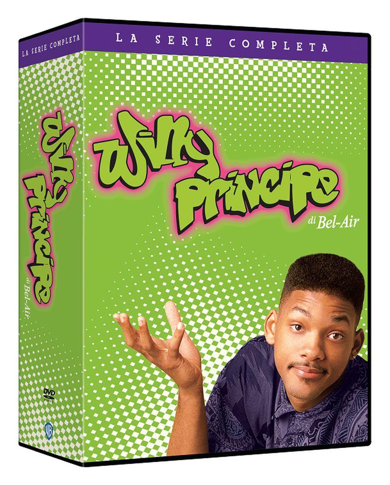 Dal 27 luglio 'Willy, il Principe di Bel-Air' in DVD