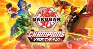 Bakugan: Campioni di Vestroia a Novembre su Nintendo Switch