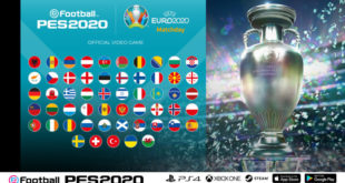 eFootball PES 2020 – Arriva l'evento UEFA EURO 2020