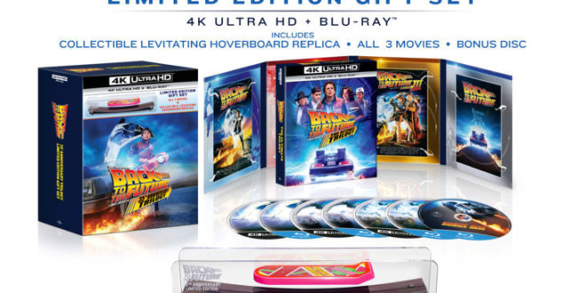 Ritorno al futuro – Finalmente in 4K Ultra HD