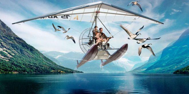 Sulle ali dell'Avventura ora in DVD e Bluray