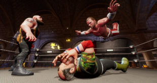 WWE 2K Battlegrounds – Disponibile a Settembre