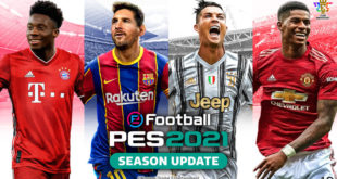 eFootball PES 2021 SEASON UPDATE – Ora disponibile