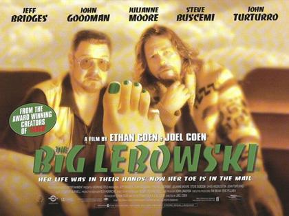 Racconti di Cinema – Il grande Lebowski dei fratelli Coen con Jeff Bridges, John Goodman, Steve Buscemi, Julianne Moore e John Turturro