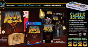 DOOM 64 torna in edizione fisica con Limited Run Games!