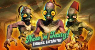 Oddworld: New 'n' Tasty arriva su Nintendo Switch il 27 ottobre