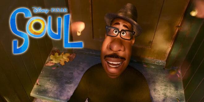Soul, il nuovo film Disney e Pixar, è il film d'apertura della Festa del Cinema di Roma 2020