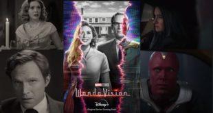 Wandavision – Finalmente il trailer della serie Disney+!