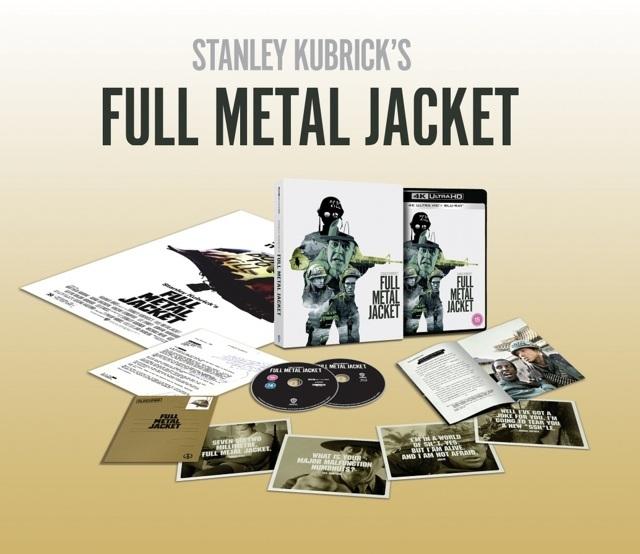 FULL METAL JACKET - Dall'8 ottobre la special edition in 4K UHD