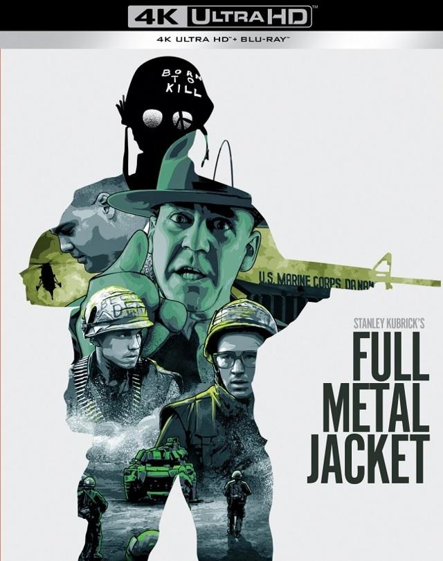 FULL METAL JACKET - Dall'8 ottobre la special edition in 4K UHD (1)