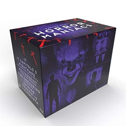 WB HORROR MANIACS - Dal 13 ottobre il cofanetto limited edition