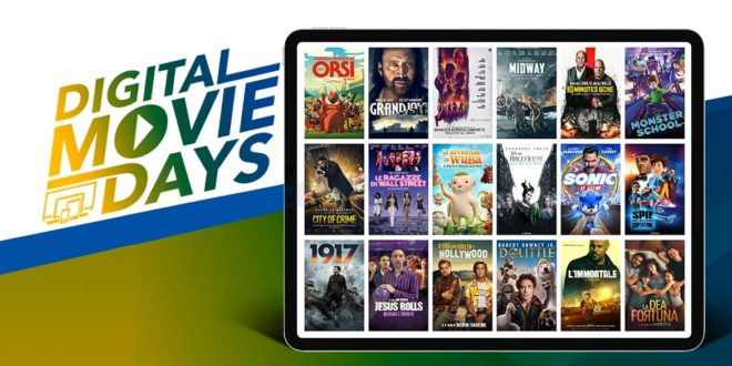 Digital Movie Days – Il cinema in digitale ad un prezzo speciale