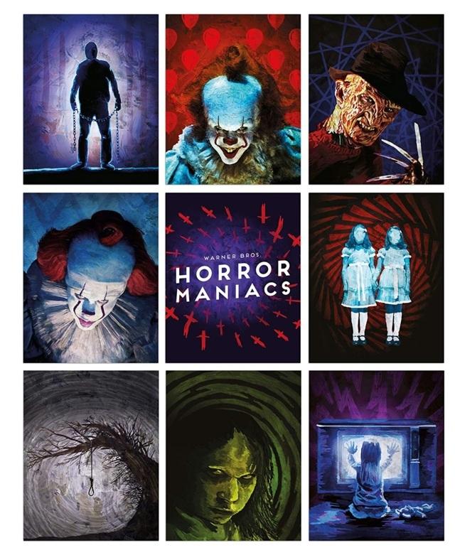 horror-maniacs-e-dc-collection-box-set-warner-bros-copertina