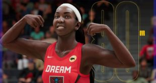 NBA 2K21 per Next-Gen: The W, la prima esperienza WNBA