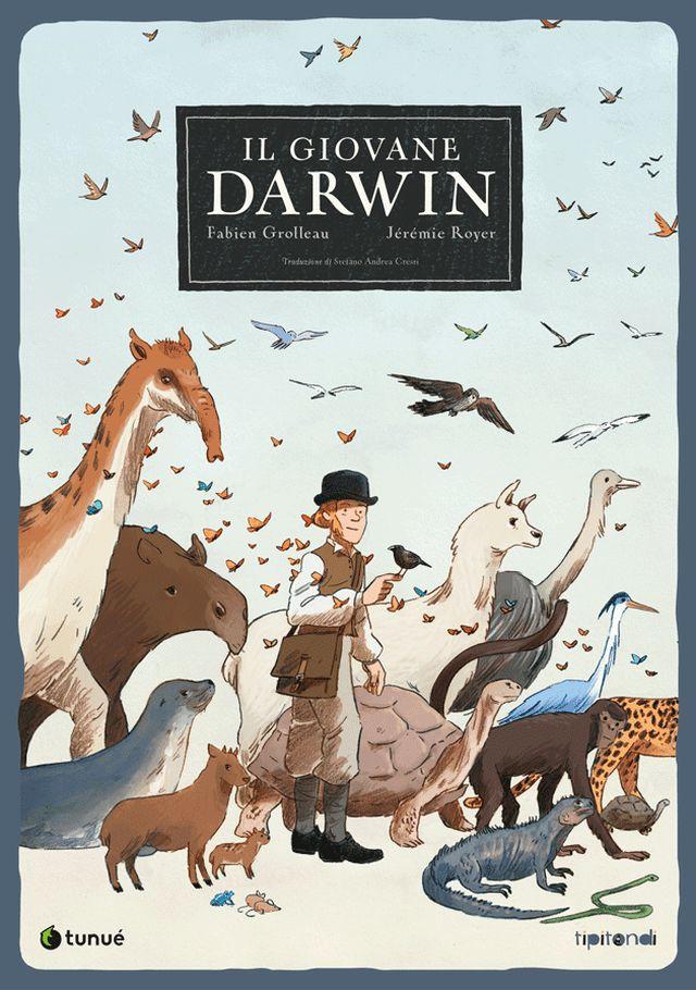 il-giovane-darwin-libreria-tunue