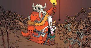 La Fortezza vol.2 – Torna in libreria la saga fantasy umoristica di Sfar e Trondheim