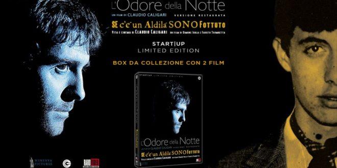 L'odore della notte e Se c'è un aldilà sono fottuto in un Box limited edition