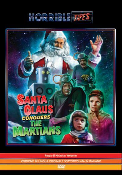 Copertina - Santa clause