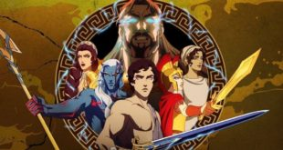Blood of Zeus – Heron è come Arkantos ed Hercules nell'Anime originale Netflix – Recensione