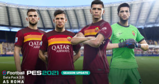 eFootball PES 2021 – Disponibile ora il Digital Pack 3