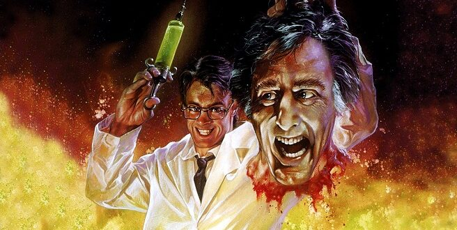 Bride of Re-Animator (Re-Animator 2) in Limiter Edition Bluray e DVD con Midnight Classics