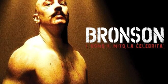 Bronson – Recensione del Bluray del film con Tom Hardy