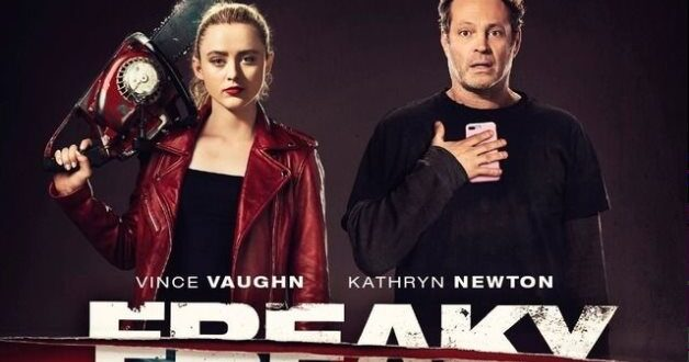 Freaky – Recensione del film di Christopher Landon con Kathryn Newton e Vince Vaughn