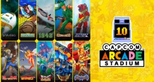 Capcom Arcade Stadium  – Ora disponibile su Switch