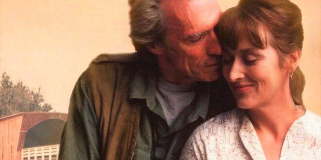 Racconti di Cinema – I ponti di Madison County di e con Clint Eastwood e Meryl Streep