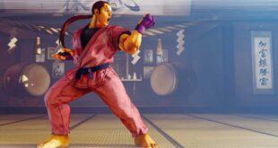 Street Fighter V – Cinque anni di combattimenti!