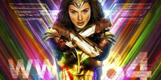 Wonder Woman 1984 – DVD, Blu-Ray, 4K e Steelbook 4K da venerdì 12 marzo