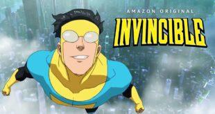 Invincible – Recensione dei primi 4 episodi della serie animata di Prime Video